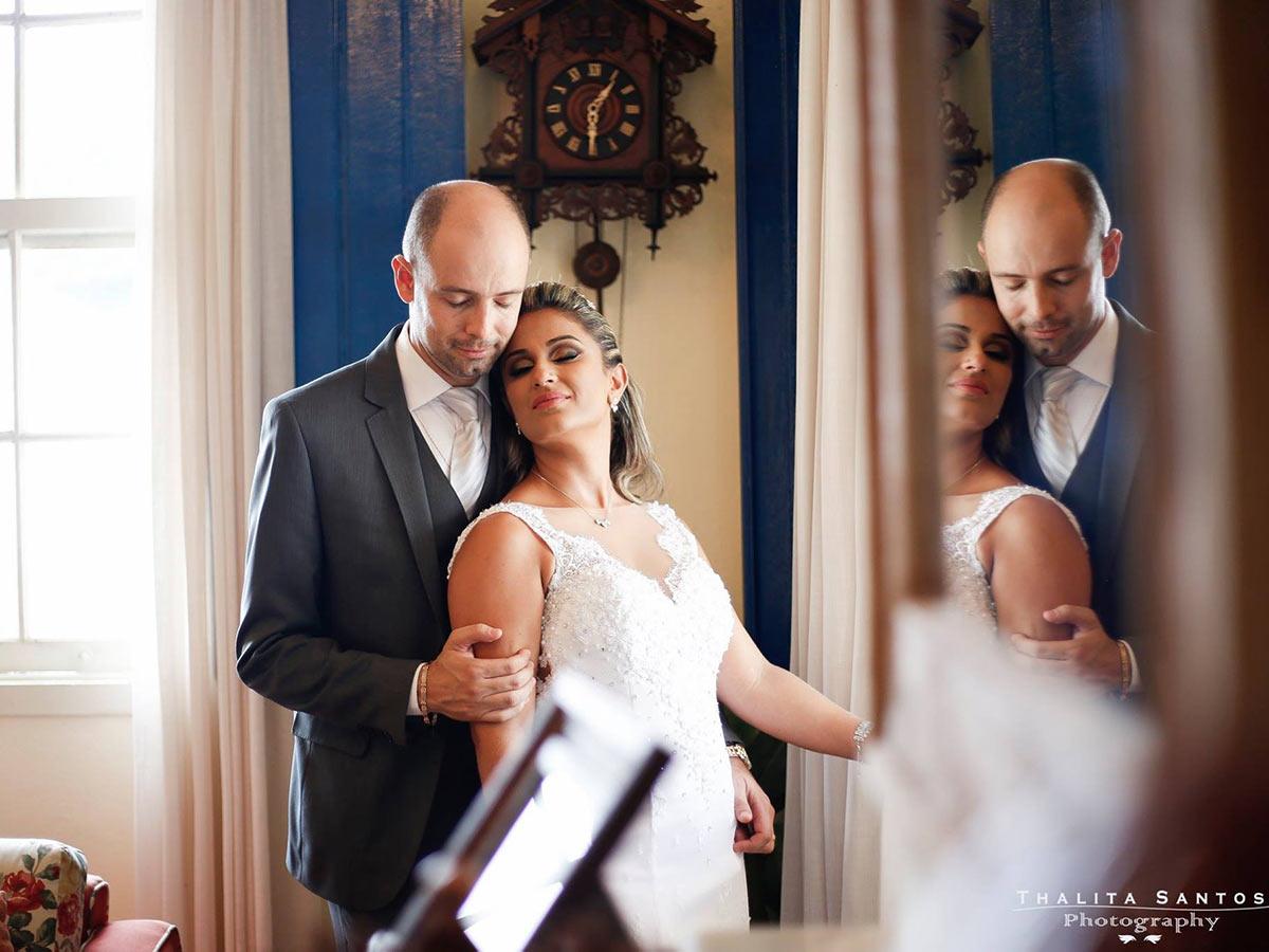 Casamento Thania e Wellington